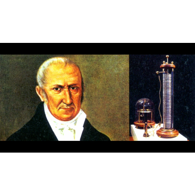 The Battery ~ Alessandro Volta