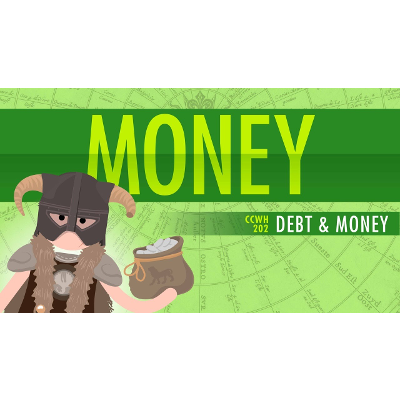 Money & Debt: Crash Course World History 202 icon