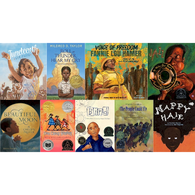 Top 150 Recommended African-American Children's Books icon
