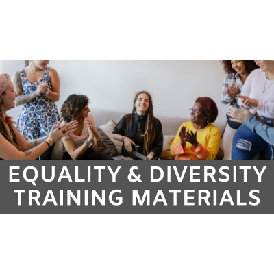 Equality, Diversity & Inclusion Training Course Materials