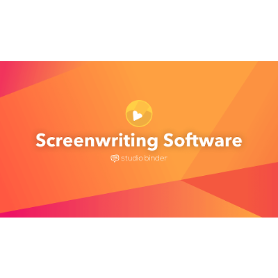Free Script Writing Software | StudioBinder icon
