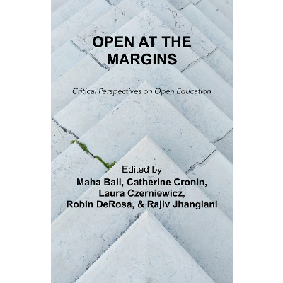 Open at the Margins:  Critical Perspectives on Open Education icon