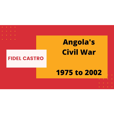 Why did Fidel Castro Intervene in the Angolan Civil War? icon