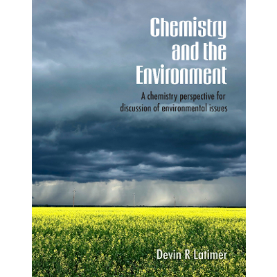 Chemistry and the Environment: A Chemistry Perspective for discussion of Environmental Issues icon