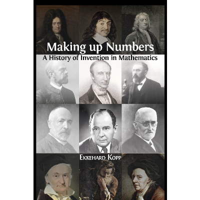 Making up Numbers: A History of Invention in Mathematics icon