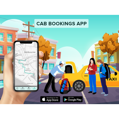 On Demand Mobile App For Cab Bookings in Australia icon