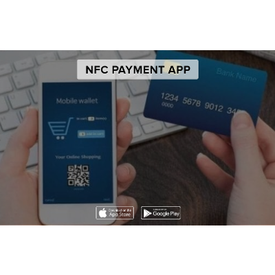 NFC Based Payment App for Retail Stores icon