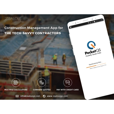Construction Management App – iOS & Android App icon