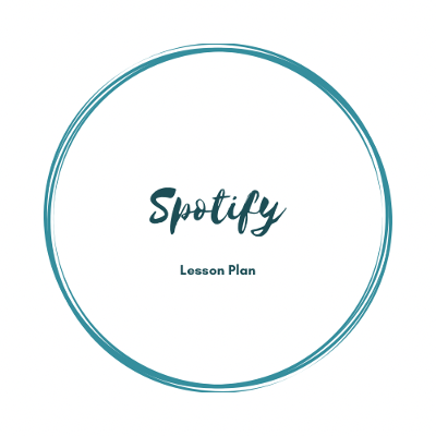 Spotify Lesson Plan Draft icon