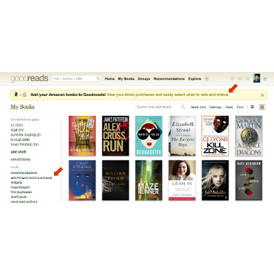 Goodreads as an Organizing System-Powerpoint icon