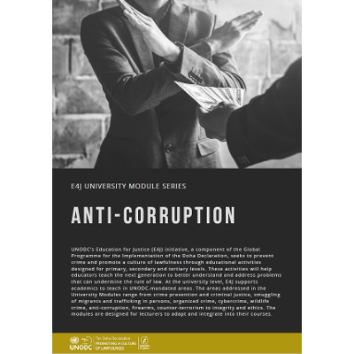 Anti-Corruption icon