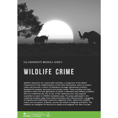 Wildlife Crime icon