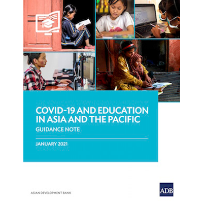 COVID-19 and Education in Asia and the Pacific: Guidance Note icon