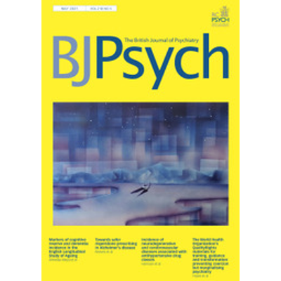 Occupational moral injury and mental health: systematic review and meta-analysis | The British Journal of Psychiatry | Cambridge Core icon