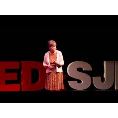 How to Manage Compassion Fatigue in Caregiving | Patricia Smith | TEDxSanJuanIsland icon