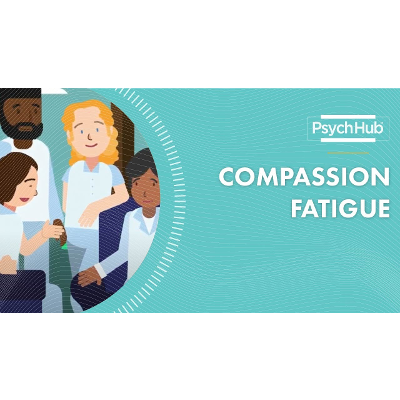 Healthcare Providers & Staff Compassion Fatigue at the Time of COVID-19: Risk and Protective Fac... icon