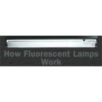 How Fluorescent Lamps Work icon