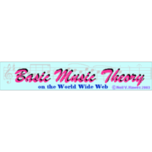 Basic Music Theory on the WWW icon