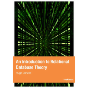 An Introduction to Relational Database Theory icon