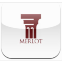 MERLOT OER Search App for Android icon