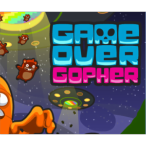 Game Over Gopher icon