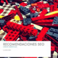Recomendaciones SEO App for iPad icon