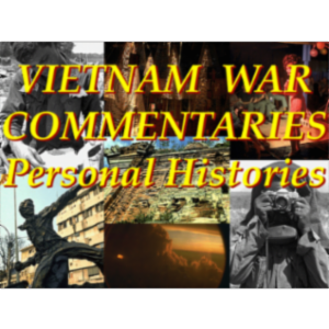 Vietnam War Commentaries:  Personal Histories icon