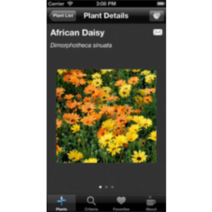 Southwest Plant Selector App for iOS icon