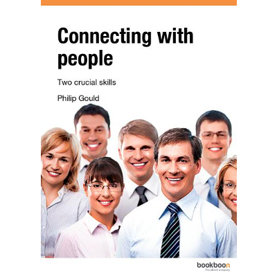 Connecting with people - Two crucial skills icon