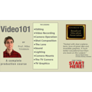 Video 101 Production Course