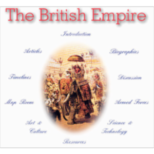 The British Empire icon