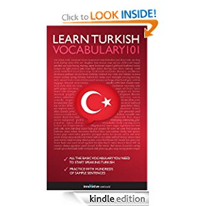 Learn Turkish - Word Power 101 icon