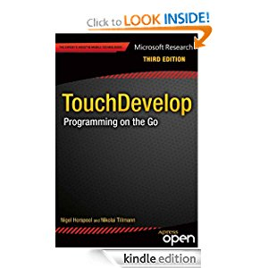 TouchDevelop: Programming on the Go icon