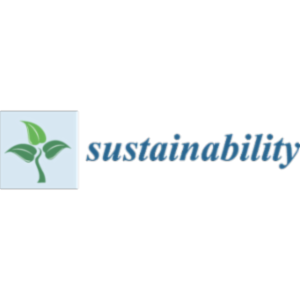Sustainability: an open journal icon