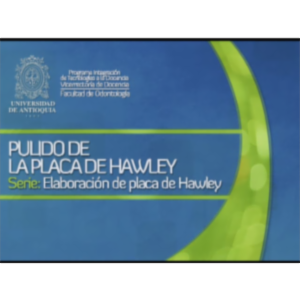 Pulido de la placa de Hawley icon