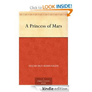 A Princess of Mars icon