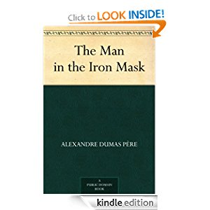 The Man in the Iron Mask icon