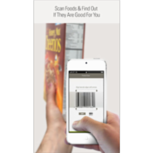Healthy Diet & Grocery Food Scanner App for iOS icon