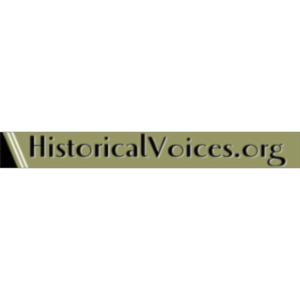 HistoricalVoices.org icon