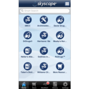 Skyscape Medical Resources App for iOS icon