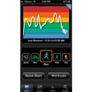 iRunner | Running, Jogging, Walking GPS Tracking & Heart Rate Monitor Training for App for iOS icon