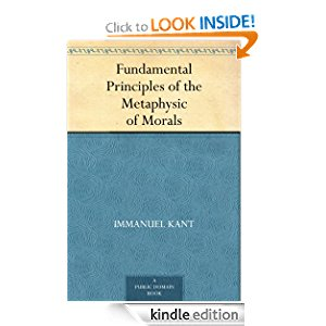 Fundamental Principles of the Metaphysic of Morals icon