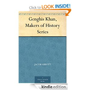 Genghis Khan, Makers of History Series icon