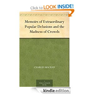 Memoirs of Extraordinary Popular Delusions and the Madness of Crowds icon