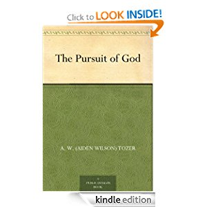The Pursuit of God icon