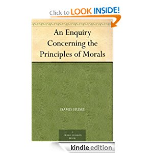 An Enquiry Concerning the Principles of Morals icon