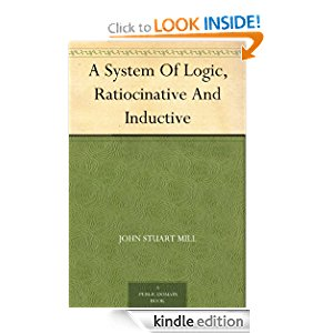 A System Of Logic, Ratiocinative And Inductive icon