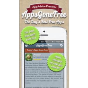 Apps Gone Free App for iOS icon