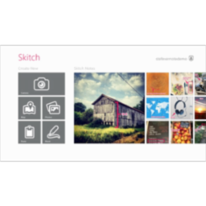 Skitch Touch App for Windows icon