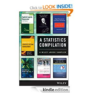 A Statistics Compilation: A Wiley eBook Sampler icon